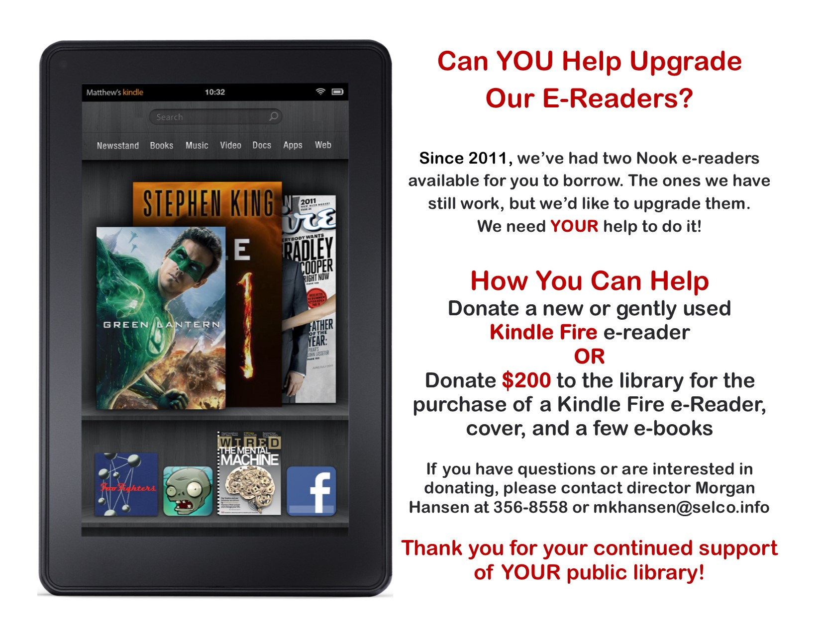kindlefiredonation