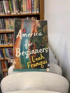 Book cover for America for Beginners
