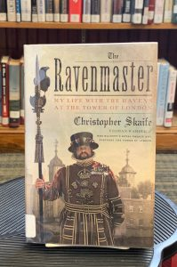 Book Cover of Ravenmaster